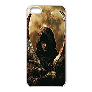 Prince Of Persia Game iPhone 4 4s Cell Phone Case White gift pp001_6230688