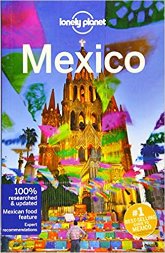 Lonely Planet Mexico (Travel Guide): Lonely Planet, Brendan