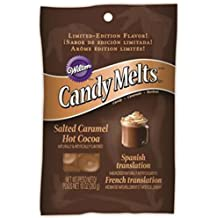 Wilton 1911-117 10 oz Salted Caramel Hot Decor Cocoa Candy
