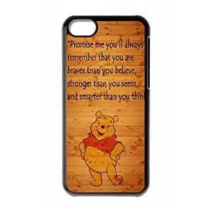 winnie the pooh for iPhone 5C Phone Case Cover WTP5779