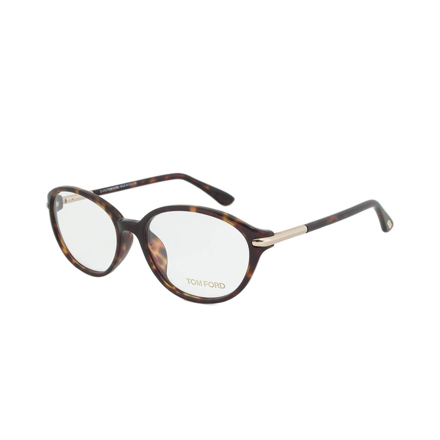 6e36adb0281a68 Amazon.com  Tom Ford Women s FT4249 Havana Optical Frame, 53  Shoes