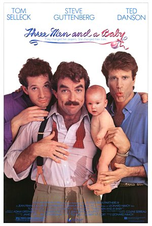 Three Men and a Baby: MOVIE SCRIPT SCREENPLAY