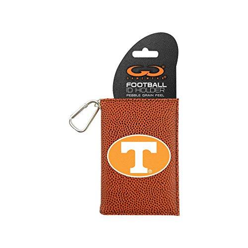 GameWear NCAA Tennessee Volunteers Classic Football ID Holder, One Size, Brown - Tennessee Volunteers Brown Football