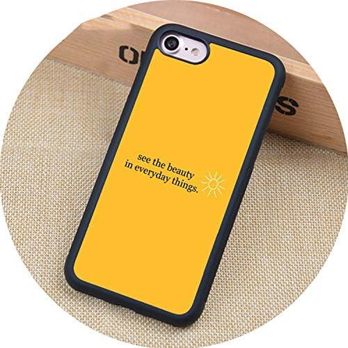 Crazy-Shop - Carcasa para iPhone 6 6S Plus 7 7 Plus 8 X 5 5S SE ...
