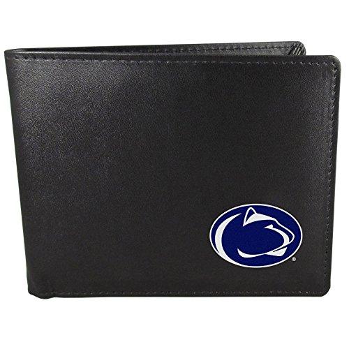 Siskiyou NCAA Penn State Nittany Lions Bi-fold Wallet, Black
