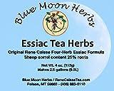 Essiac Tea Herbs organic with Sheep sorrel content 25% roots - 4 oz.