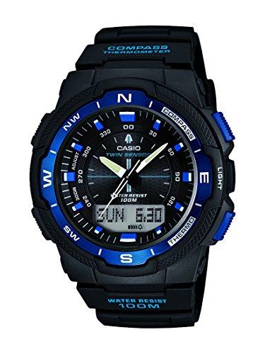 (Casio Men's Watches SGW-500H-2BVER)