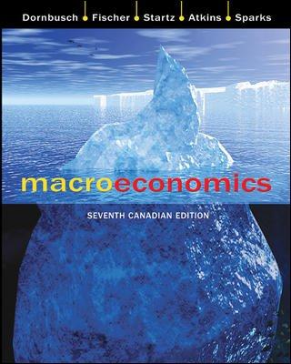 Macroeconomics, 7th Canadian edition