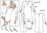 Style Arc Sewing Pattern - Marilyn Dress (Sizes 18-30) - Click for Other Sizes Available