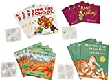 Childcraft Leveled Read Along Extended Text CD Set, 3.0 to 3.5 Reading Level