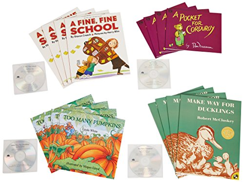 Childcraft Leveled Read Along Extended Text CD Set, 3.0 to 3.5 Reading Level by Child Craft