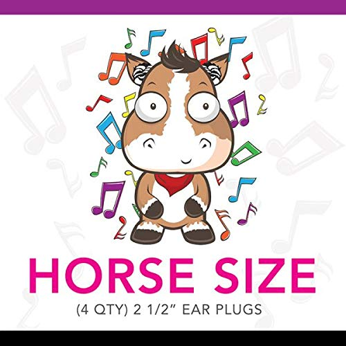 Silly Sounds Equine Earplugs