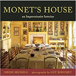 monets house an impressionistic interior