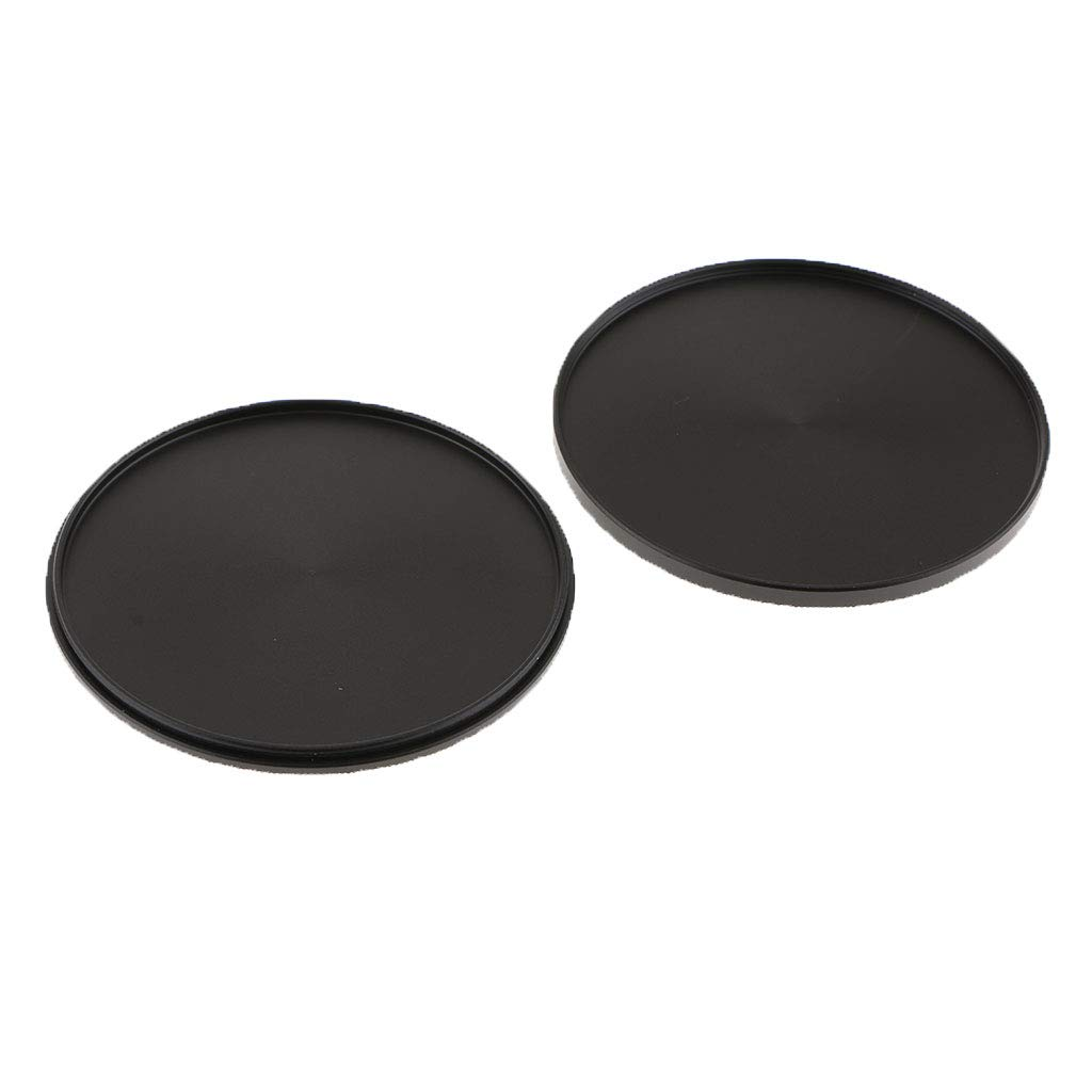 Baosity 72 mm//2.83 inch Metal UV CPL Filter Case Protection Box Lens Cover Stack Storage Cap