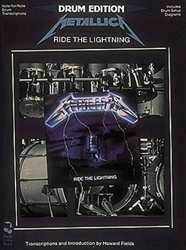 Metallica - Ride the Lightning: For Drums ()