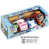 Robocar Poli Soft Toy (Bath Toy) by Robocar Poli [並行輸入品]