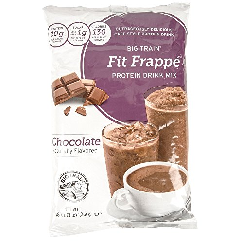 Big Train Chocolate Fit Frappe 3lb Single Bag ()
