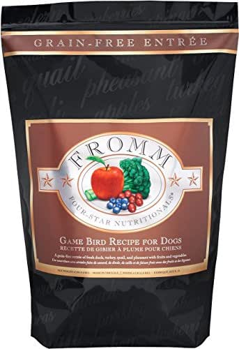 Dog Food: Fromm Four-Star Grain Free