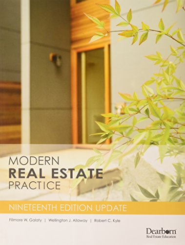 Pdf Law Modern Real Estate Practice