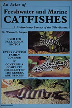 Book An Atlas of Freshwater and Marine Catfishes
