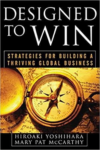Download di libri in formato mp3 Designed to Win: Strategies for Building a Thriving Global Business MOBI