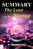 img - for Summary - The Lean Startup: Eric Ries - How Today's Entrepreneurs Use Continuous Innovation to Create Radically Successful Businesses (The Lean ... - Paperback, Audible, Hardover Book 1) book / textbook / text book