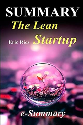 Summary - The Lean Startup: Eric Ries - How Today's Entrepreneurs Use Continuous Innovation to Create Radically Successful Businesses (The Lean ... - Paperback, Audible, Hardover Book (Lean Start Up Book)