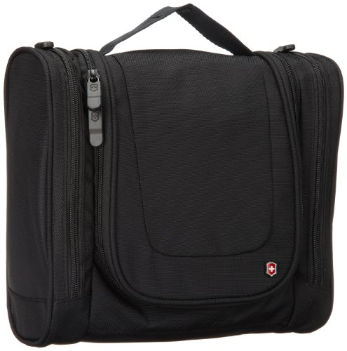 Amazon com   Victorinox Hanging Toiletry Kit  Black  One Size   Packing  Organizers. Amazon com   Victorinox Hanging Toiletry Kit  Black  One Size