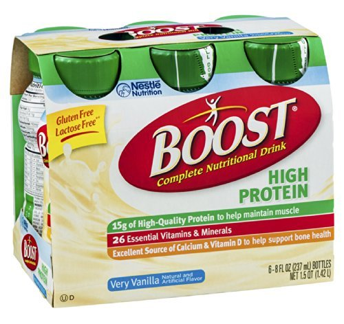 Boost Rtd Hi Prtein Van M Size 6-8z Boost Rtd Hi Protein for sale  Delivered anywhere in USA