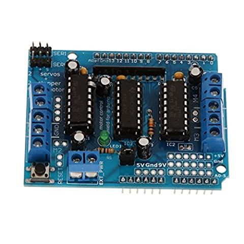 MagiDeal Motor Drive Shield Expansion Board L293D