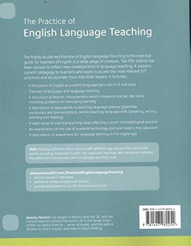 Book The Practice Of English Language Teaching