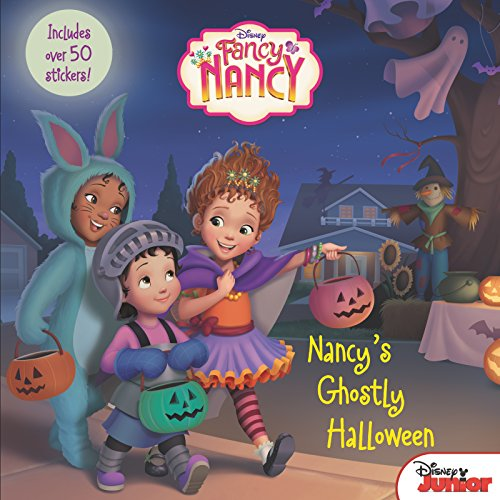 Fancy Nancy: Nancy's Ghostly Halloween