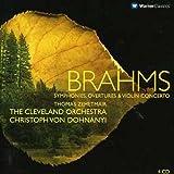 Symphonies 1-4 / Violin Concerto