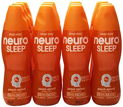 Neuro Nutritional Supplement Drink, Sleep, 14.5-Ounce Bottles (Sleep, Pack of 24) by Neuro