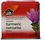 Club House Turmeric Ground 35gm, 12-count