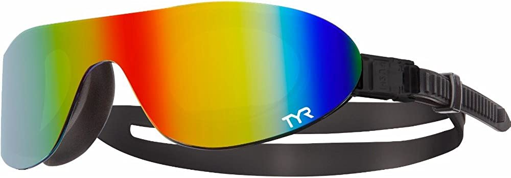 TYR Swim Shades Mirrored Goggles