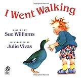 I Went Walking, Sue Williams, 0152380116