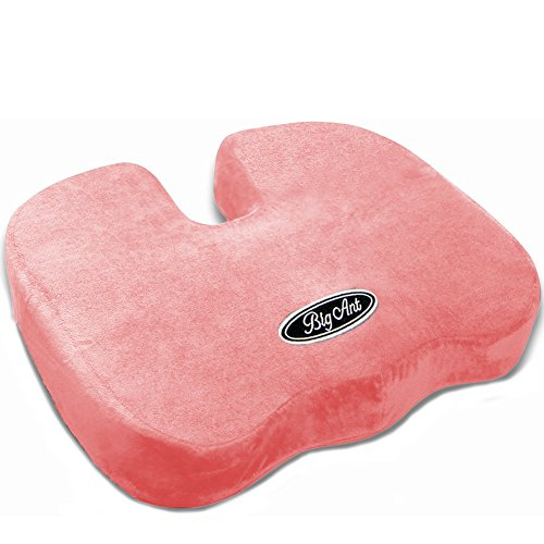 big-ant-memory-foam-seat-cushion-for-back-pain-pink