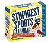 img - for The Stupidest Sports Page-A-Day Calendar 2020 book / textbook / text book