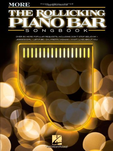 Download More of The Rollicking Piano Bar Songbook (Rollicking Piano Bar Songbooks) pdf epub
