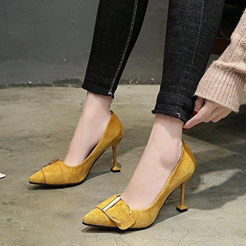 tacco sono Thirty donna Donyyyy Scarpe da alto sottili nine e scarpe wHxHY6Zn