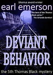 Deviant Behavior (The Thomas Black mysteries Book 5)