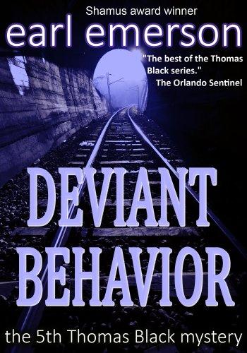 Deviant Behavior The Thomas Black Mysteries Book 5 Kindle