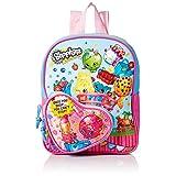 Shopkins Girls' 10 Inch Mini Backpack Heart Shaped Pocket, Pink, No Size