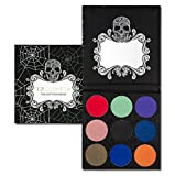 TZ COSMETIX - Twilight 9 Shades Eyeshadow Palette - include Matte, Shimmer & Foiled Eye Shadow Palette - High Pigmented Makeup Palette, Suitable for all Parties tz9e
