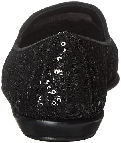 Aerosoles piel M Para Betunia Negro Baño Traje De Black Color Velvet Mujer 35 r8YrUqgwx