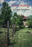 Joyce Sutphen grew up on a working dairy farm, and her poems recover this lost world, with all its beauty and order. This collection traces a shift in the rural landscape from horses to tractors, from haystacks to hay bales—and watches as time ages a...