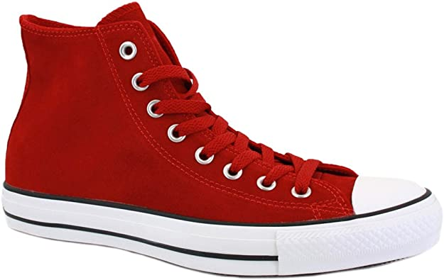 Converse Chuck Taylor All Star Adulte Seasonal Suede Hi, Baskets mode mixte  adulte