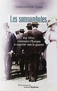 Les somnambules : été 1914, comment l'Europe a marché vers la guerre, Clark, Christopher