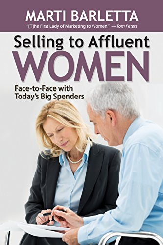 Pdf Selling To Affluent Women Face To Face With Today S Big